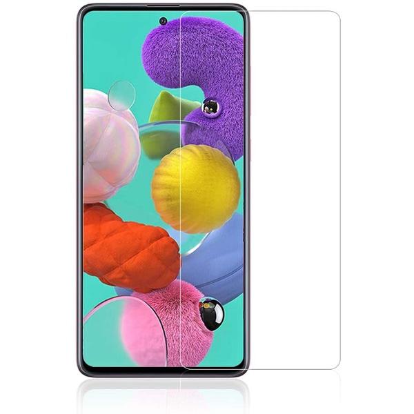 Samsung Galaxy A51 - Skärmskydd i Härdat Glas