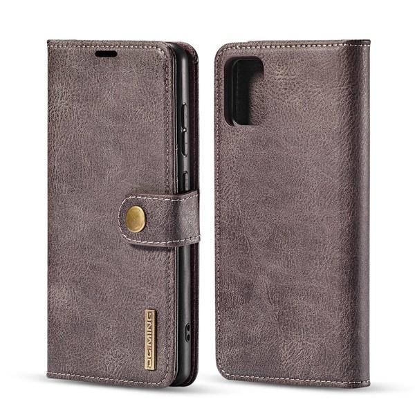 Samsung Galaxy A71 - DG.MING Plånboksfodral/Magnet Skal