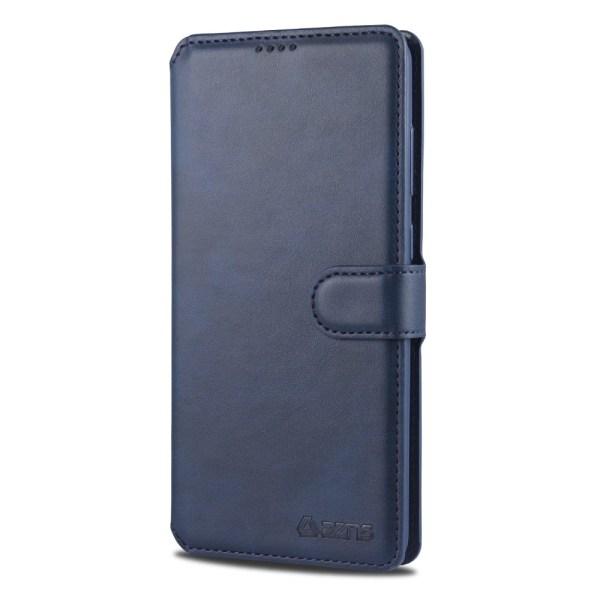 Samsung Galaxy Note 20 - AZNS Plånboksfodral - Blå