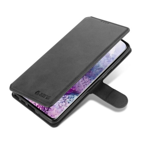 Samsung Galaxy Note 20 - AZNS Plånboksfodral - Svart