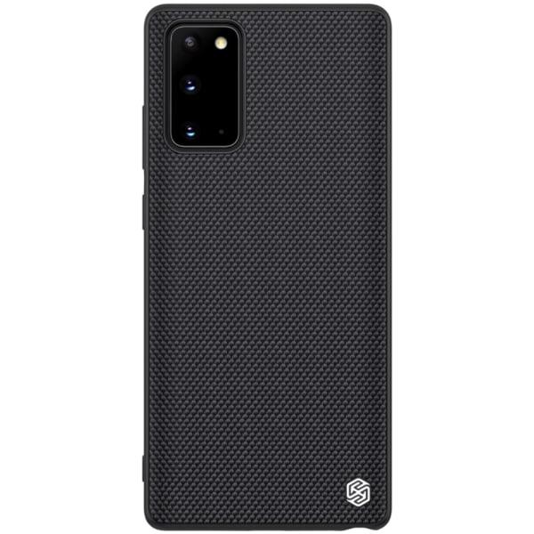 Samsung Galaxy Note 20 - NILLKIN Hybrid Skal - Svart