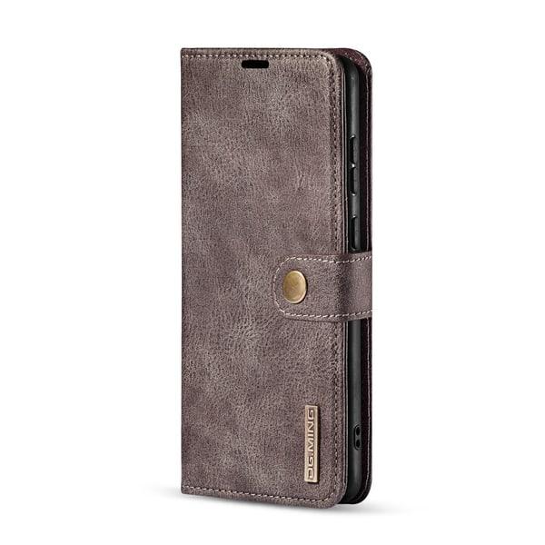 Samsung Galaxy S20 Plus - DG.MING Magnet/Plånboksfodral - Grå