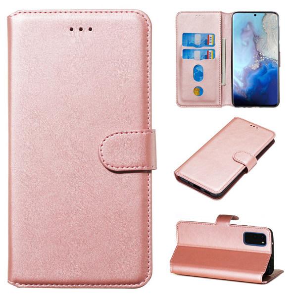 Samsung Galaxy S20 - Plånboksfodral - Roséguld