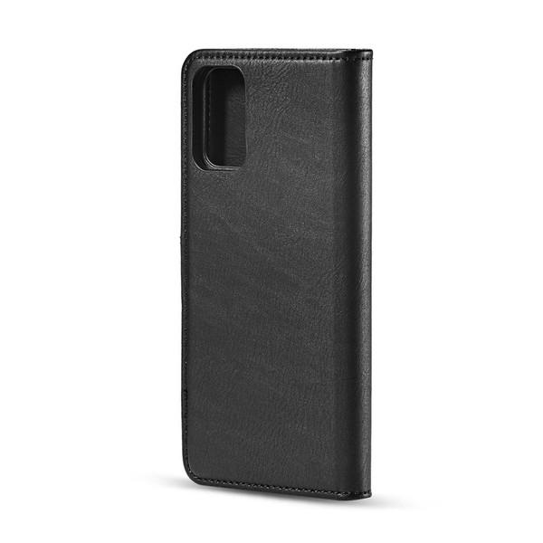 Samsung Galaxy S20 Plus - DG.MING Magnet/Plånboksfodral - Svart