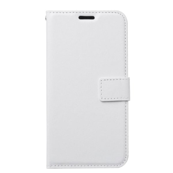 Samsung Galaxy S9 Plus - Plånboksfodral - Vit White Vit