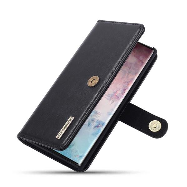 Samsung Note 10 Plus - DG.MING Plånboksfodral/Magnet Skal