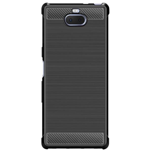 Sony Xperia 10 - IMAK Vega Airbag TPU Skal - Svart