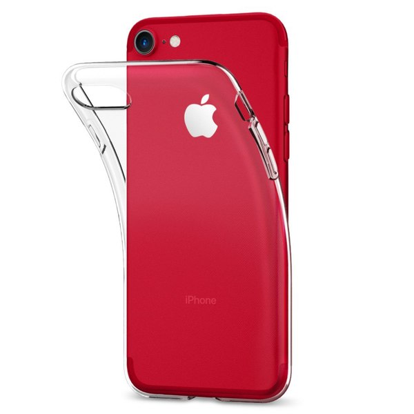 Transparent TPU-skal till iPhone 7/8