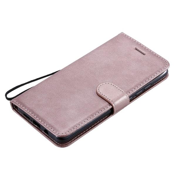 Xiaomi Mi Note 10/10 Pro - Plånboksfodral - Roséguld