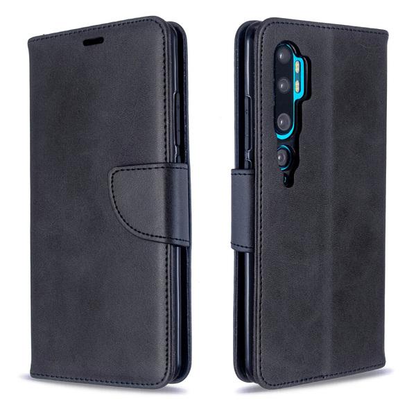 Xiaomi Mi Note 10/10 Pro - Plånboksfodral - Svart