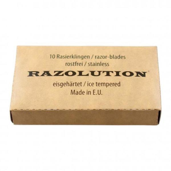 30-pack Razolution Rakblad Dubbelrakblad