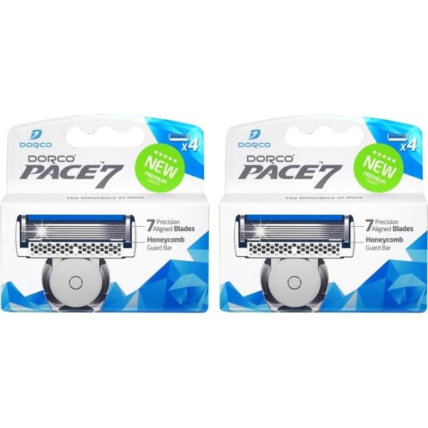 Dorco Pace7 rakblad 8-pack