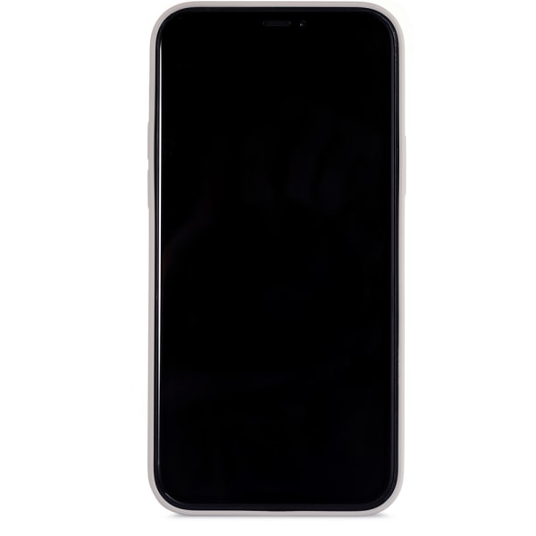 Holdit Mobilskal iPhone 12 / 12 Pro Silikon Taupe