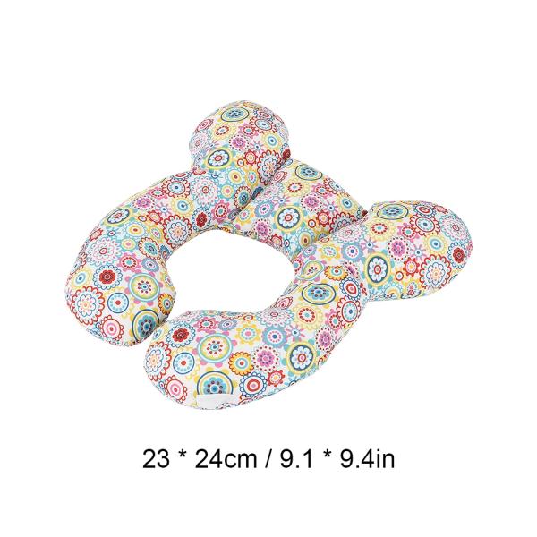 Children Toddler Pillow Pram Stroller Cushion Headrest Head