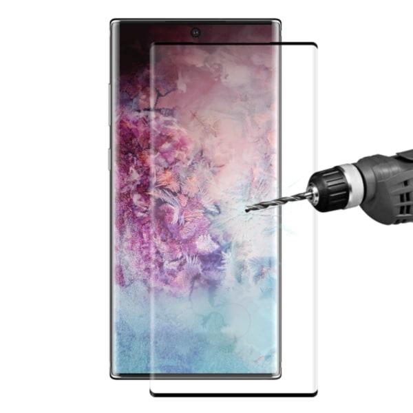 Härdat glas / skärmskydd till Samsung Galaxy note 10