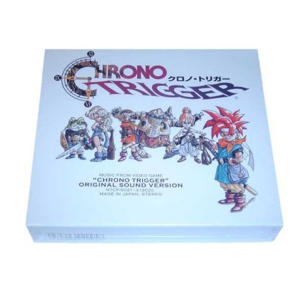 Chrono Trigger Soundtrack Musik