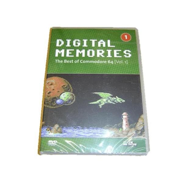 Digital Memories CD DVD