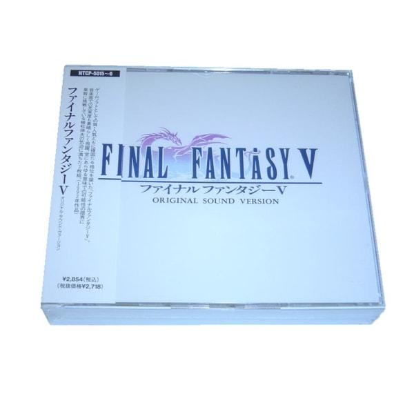 Final Fantasy 5 Original Soundtrack Musik