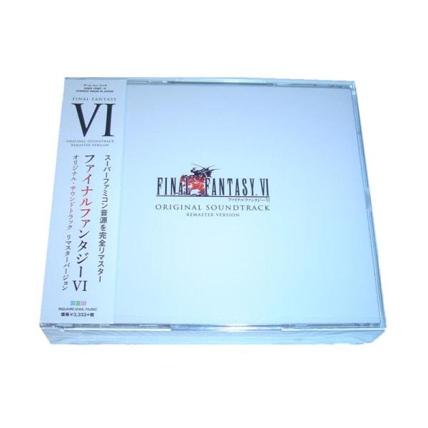 Final Fantasy 6 Original Remaster Version Soundtrack Musik