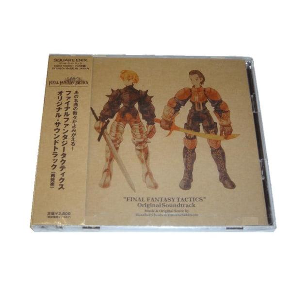 Final Fantasy Tactics Original Soundtrack Musik