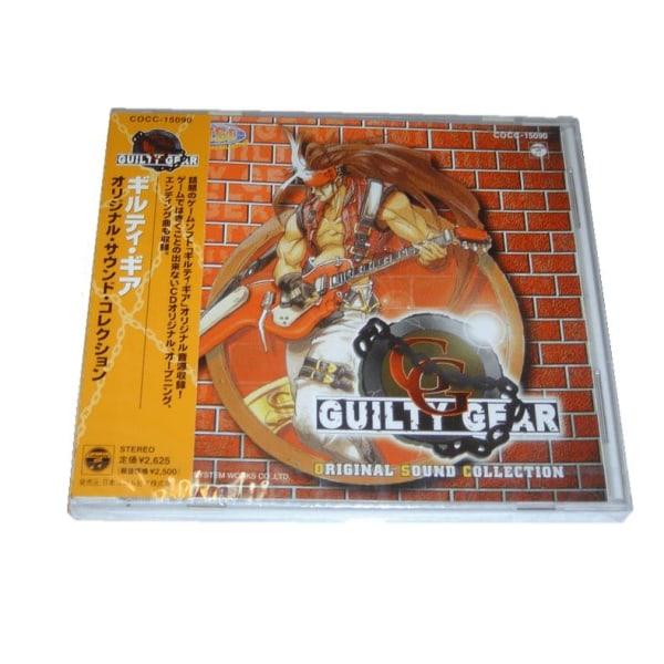 Guilty Gear Sound Collection Original Soundtrack Musik