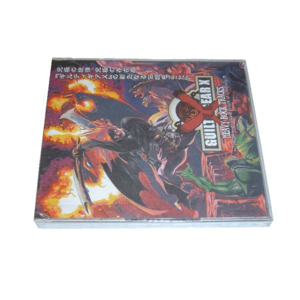 Guilty Gear X Original Soundtrack Musik