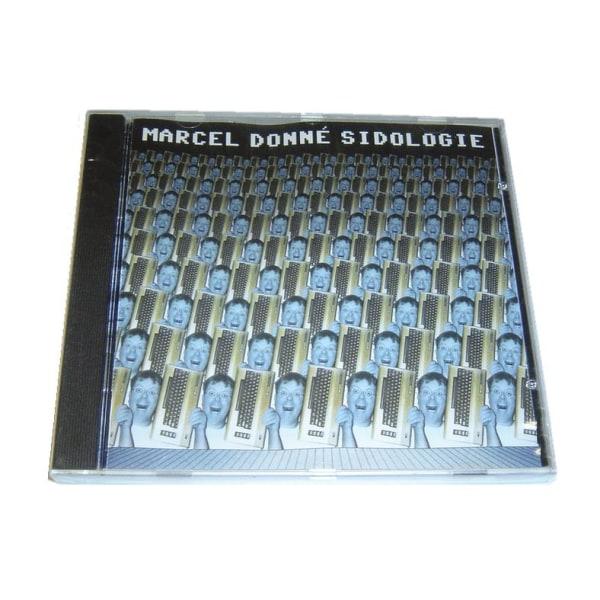 Marcel Donne Sidologie C64 Soundtrack