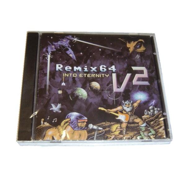 Remix 64 Ver.2 C64 Soundtrack