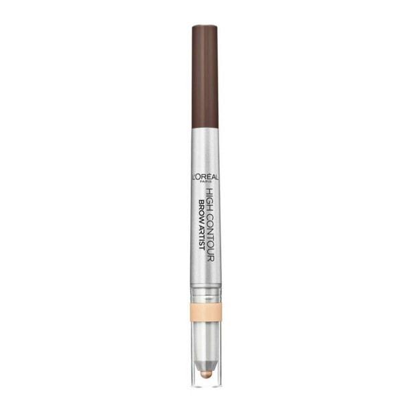 L'Oreal Paris High Contour Eyebrow Pencil - Warm Brunette