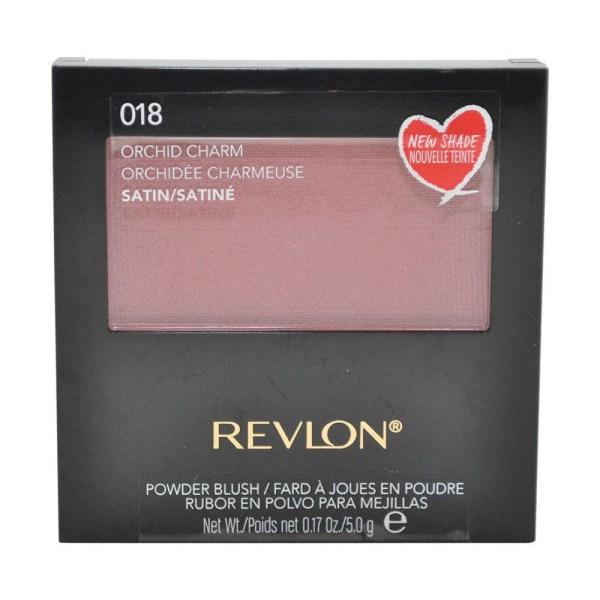 Revlon Powder Blush Orchid Charm -018