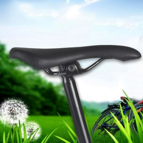 1PC PU Bicycle Cycling Seat Cushion Saddle Replacement Acces