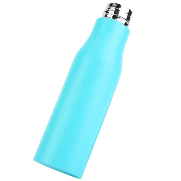 500ml Stainless Steel Vacuum Insulation Outdoor Sport Water  green