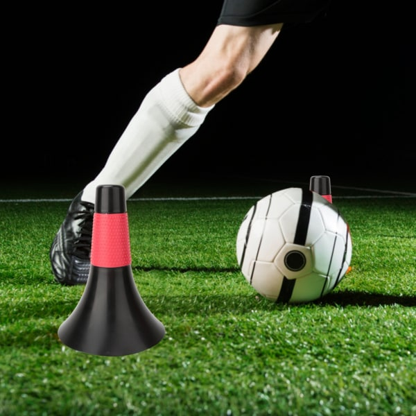 Cone Soccer Barrier Plastic Obstacle Cup Football Basketball