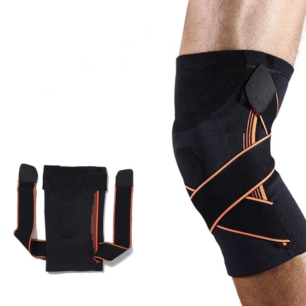Sports Knee Support Breathable Sleeve Compression Knee Brace