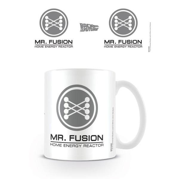 Back To The Future - Mr Fusion - Mugg MultiColor