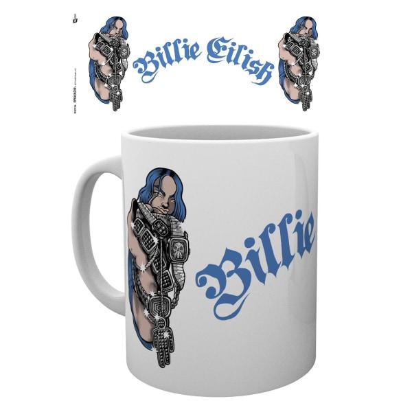 Billie Eilish - Bling (Bravado) - Mugg MultiColor