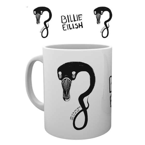 Billie Eilish - Ghoul (Bravado) - Mugg multifärg