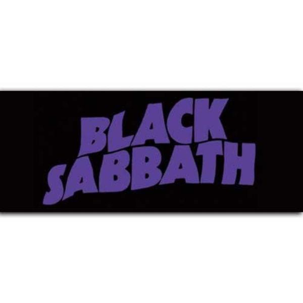 Black Sabbath - Wavy Logo - Mugg multifärg