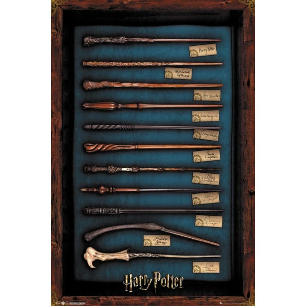 Harry Potter - Wands