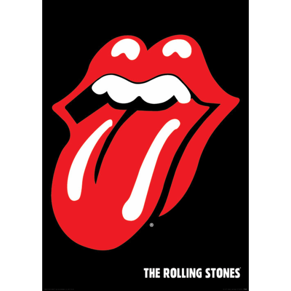 Rolling Stones multifärg