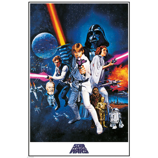 Star Wars - Episod 4 - A new hope