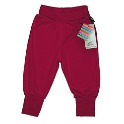 Babybyxa Bambu - Röd, 62 cl Red 62