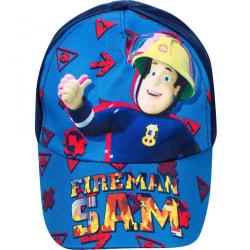 Brandman Sam keps, Blå Blue 54