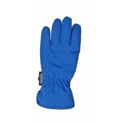 Fodrad barnhandske Snowtex 3/4 år blå Blå