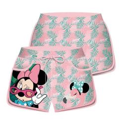 Minnie Mouse Badshorts/Shorts LightPink 8 år