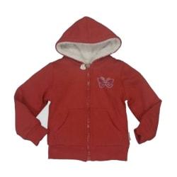 sweatshirt jacka röd 86 cl Röd