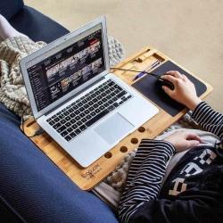 Laptop Stand Desk Bord - Lapzer Platta