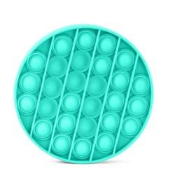 Pop It Fidget toys - Bubbla Leksak - CE Turkos