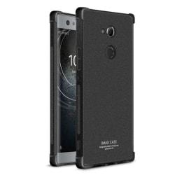 IMAK Sony Xperia XA2 Ultra Skal som flexibelt - Matt svart