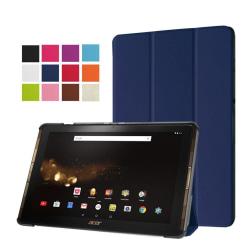 Acer Iconia Tab 10 A3-A40 Enfärgat fodral - Mörk blå